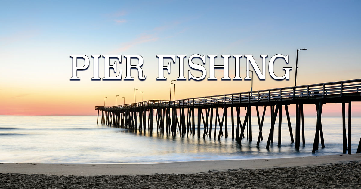 Everything you need to know about fishing on topsail island for Topsail fishing pier