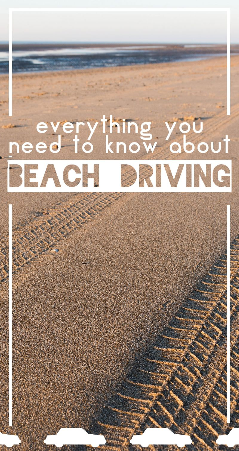 Everything You Need to Know About Beach Driving Pin