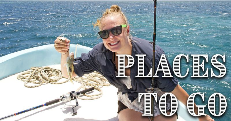 How to have a fantastic fall fishing trip for Topsail island fishing