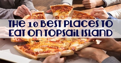 The 10 Best Places To Eat On Topsail Island | Ward Realty
