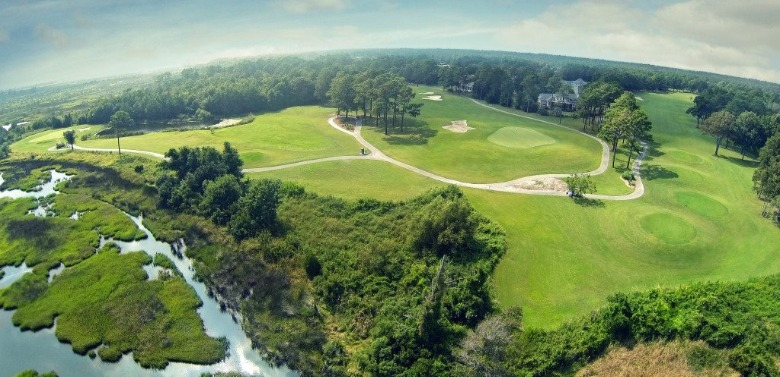Topsail Island Golf | Ward Realty