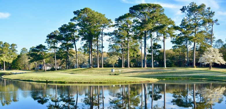 olde point country club | Ward Realty Topsail Island