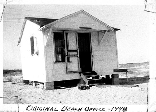 Topsail Island office