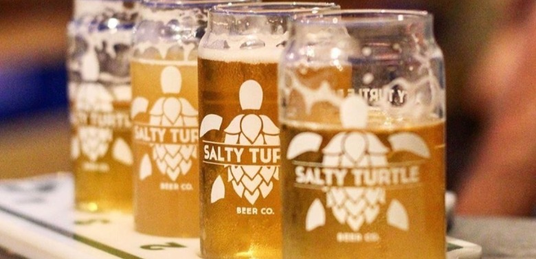 beer from Salty Turtle Beer Co. | Ward Realty