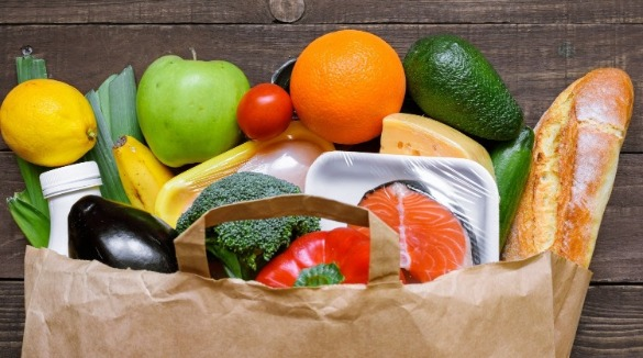 fresh groceries | Ward Realty