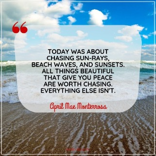beach quote image | Ward Realty