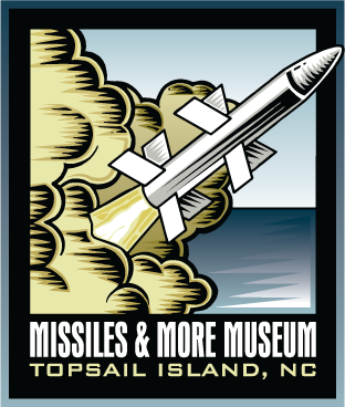 logo for Topsail Island Missiles and More Museum | Ward Realty