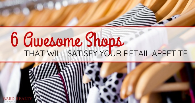 6 Awesome Shops That Will Satisfy Your Retail Appetite | Ward Realty Topsail Island