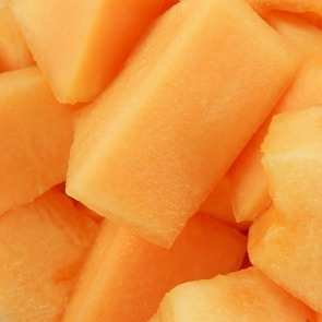 fresh cantaloupes | Ward Realty Topsail Island